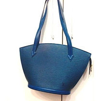 Bolsa Louis Vuitton Autentica Cor Azul
