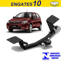 Engate Reboque Corsa Ratch Max Joy Sem Furo