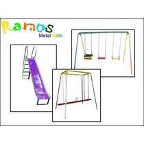 Conjunto Passa Tempo, Brinquedo Infantil, Balanço, Parquinho