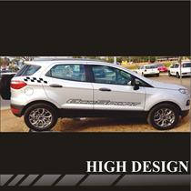 Faixas Laterais Ford Ecosport Adesivo