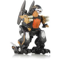 Brinquedo Dinossauro Motorizado Mars Preto - Importado Novo