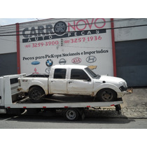 Sucata Ford Ranger Xls Xlt 3.0 Diesel Peças Lataria Motor