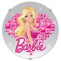 Plafon Infantil Redondo Barbie