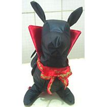 Fantasia Pet Carnaval Hallowen Capa Conde Para Cães E Gatos