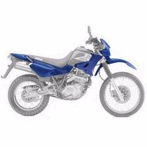 Kit De Carenagem - Yamaha Xt 600 - 97 Em Diante - S/ Adesiv