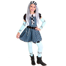 Fantasia Luxo Monster High Frankie