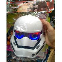Kit Star Wars Com Duas Mascaras Darth Vader E Soldado Clone