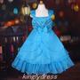 Vestido Festa Infantil Princesa Cinderela, Florista, Daminha