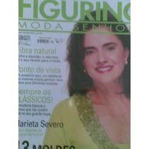 Figurino Moda Senhora - N 11 Marieta Severo - Com Moldes
