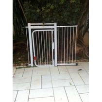 Portão Para Escada Para Bebês Com 2 Extensões