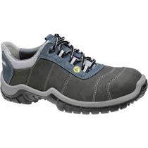 En1004 - Calçado Sapato Segurança E Proteção Epi Estival