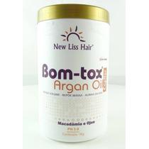 Bo-tox Capilar 1kg Bom-tox New Liss Hair 0% De Formol