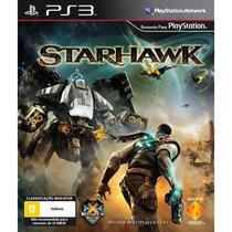 Starhawk Ps3 Jogo Original Lacrado Novo Legenda Português
