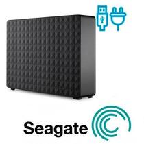 Hd Externo Seagate Expansion 2tb Usb 3.0 Preto