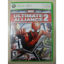 Marvel Ultimate Alliance 2 Original - Sedex A Partir R$ 9,99
