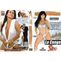 Dvd Brasileirinhas - La Conga Sex (32358)