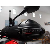Protetor De Mão Honda Xre300 Com Alma De Aluminio