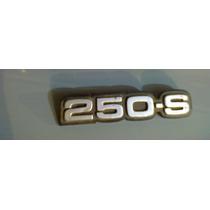 Emblema Opala E Caravan 250s Original