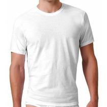 Camiseta Lisa Branca 100% Poliester Fio 30.1 -varejo\atacado