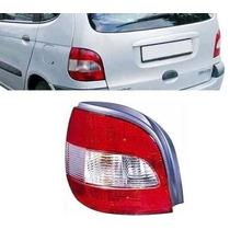 Lanterna Traseira Renault Scenic 01/10 Esquerda