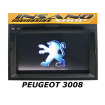 Central Multimidia Peugeot 3008 Tv/camera Frete Gratis