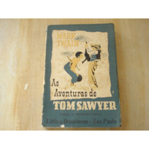 Livro - As Aventuras De Tom Sawyer - Mark Twain