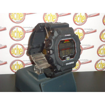 Relogio Atlantis G Shock Preto Quadrado Mud Resist =casio