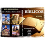 Epicos Biblicos - 4 Dvds - Box Quadruplo