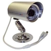 Câmera Sensor Super Digital 1/3 600 Linhas Infra 36 Leds
