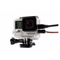 Gopro Estanque Caixa Go Pro Case Housing Skeleton Hero 4