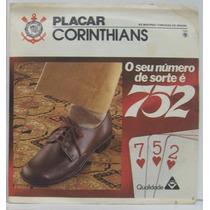 Compacto Vinil Hino Do Corinthians - Placar - 1978 -