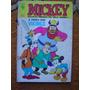 Mickey Nº  231 -superpateta-pato Donald-tio Patinhas -pardal