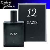 Dolce & Gabbana 12 - Cazo - Linha Cazo Masculina [50ml]