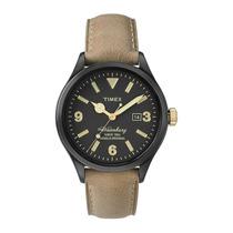 Relógio Timex Style Waterbury Tw2p74900w/wn - Preto Original