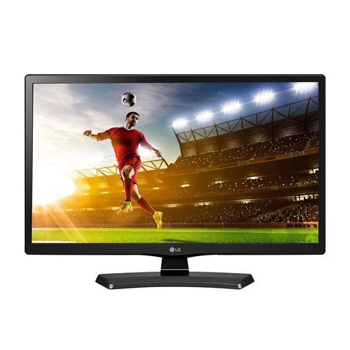 Tv 23.6 Led Hd 24mt49df - ps Usb Hdmi Função Monitor Dtv Lg