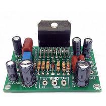 Amplificador De Audio Tda7293 7294 Placa Montada 100w 4 Ohms