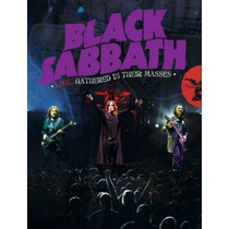 Black Sabbath - Live Gathered In Their Masses [dvd+cd] Uk Fg