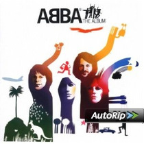 Cd Abba The Album Remast 24 Bit Digipack - Usa + Bonus