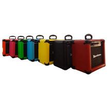 Cubo Amplificador Guitarra Mackintec Maxx10 15w Color Frete