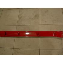 Friso Spoiler Caixa Ar Vermelho Escort 1.8 Xr3 Orig Ford