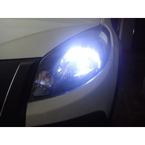 Lâmpada Automotiva Led T10 Super Brilho 68 Leds (par)