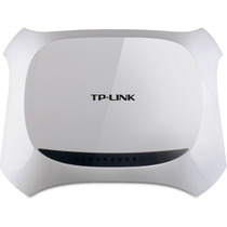 Super Roteador Wireless 150mbps Tp-link Wifi No Leilão