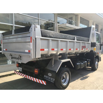 Ford Cargo Caminhao 3/4 Equipado Com Basculante