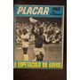 Revista Placar Pelé Eu Sou Tricampeão N°71 Ano 1971