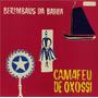 Cd Capoeira Camafeu De Oxossi Berimbau Da Bahia