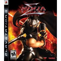 Ninja Gaiden Sigma Ps3 Usado Original Midia Fisica