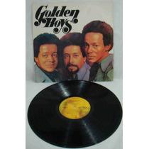 Golden Boys Lp Nacional Usado Série Coletânea Vol. 4 1975