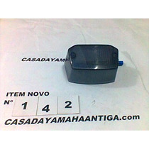 Yamaha Rd 125 Rd 135 Rdz Dt 180 Lente Lanterna Fume - Nova