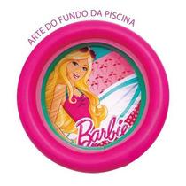 Barbie Praia - Piscina Fashion Pequena - 68 Litros