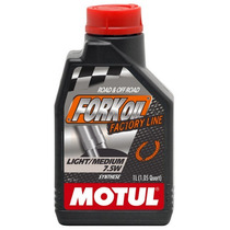 Motul Fork Oil Factory Line Light Medium 7,5w Óleo Bengala